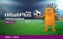 ALBALI  PLUS  kartının 5 yaşı ilə bağlı futbol çempionatı keçirilir