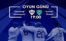 """""""Qarabağ"""" """"Axmat""""la bacarmadı"""