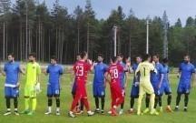 """""""Zirə"""" Georgi Hacinin komandasına uduzdu"""