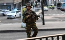 Brüssel vağzalında terakt törədən şübhəli ölüb
