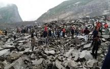 Çində torpaq sürüşməsində 140 nəfər itkin düşüb