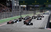 Formula-1 Azərbaycan Qran-Prisi başladı