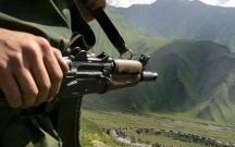 Ordumuza pulemyotlardan atəş açıldı