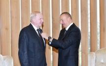 """Prezident BP-nin icraçı direktoruna """"Dostluq"""" ordeni verdi"""