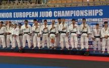 Cüdoçularımız Avropa çempionatının qalibi oldu