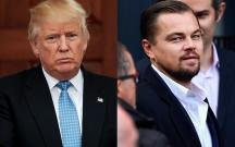 DiKaprio Trampı tənqid etdi