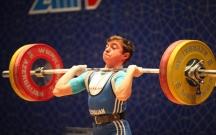 Azərbaycanlı atlet rekord qıraraq çempion oldu