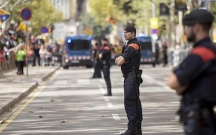 Madriddə kütləvi dava olub