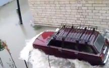 Sulutəpədə evləri su basıb