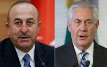 Çavuşoğlu və Tillerson viza böhranını müzakirə etdi