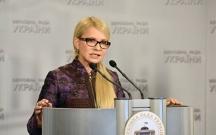 Timoşenko prezidentliyə namizəd olacaq