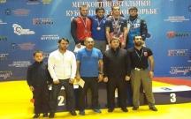 Pəhləvanlarımız Qitələrarası Kubokda iki qızıl medal qazanıb