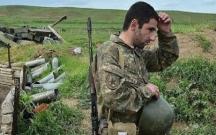 Ermənistan ordusunda rəzalət