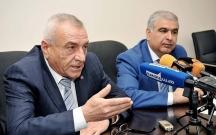 Ermənistanda nazir müavininin maşını qarət olundu