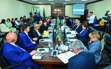 BDU-nun prorektoru Assosiasiyanın iclasına qatılıb