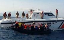 Egey dənizində 73 nəfər xilas edildi