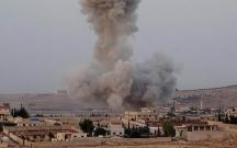 İsrail Suriya ordusunun atəş nöqtəsini vurub
