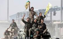 Suriya ərazisinin 92 faizi İŞİD-dən azad olunub