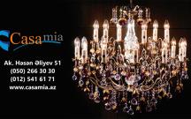 Casamia - yeni modellərlə sizi sevindirməyə hazırdı!