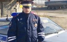 Azərbaycanlı polis Rusiyada bir ailəni ölümdən xilas etdi
