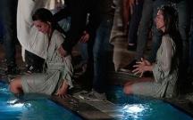 Az qala hovuzda boğulacaqdı...