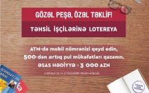 Kapital Bank-dan təhsil işçilərinə pul mükafatı