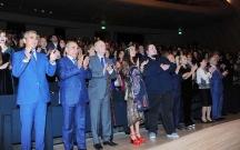 Leyla Əliyeva Tofiq Quliyevin 100 illik yubiley gecəsində