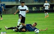 """""""Neftçi""""nin futbolçusu azarkeşi təhqir edib söhbətə çağırdı"""
