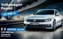 Volkswagen Azərbaycan-dan 20 illik yubiley kampaniyası