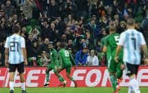 Messi oynamadı, Argentina məğlub oldu