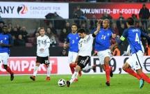 Almaniya Fransa oyununda 4 qol