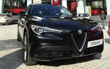 Alfa Romeo markasının ilk krosoveri Stelvio Bakıda