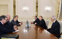 Prezident Lavrovla Qarabağ münaqişəsindən danışdı
