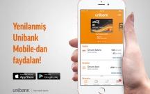 Unibankın mobil əlavəsi daha interaktiv və dinamik oldu