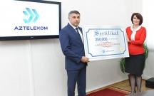 """""""Aztelekom""""un internet istifadəçilərinin sayı 250 min nəfərə çatdı"""
