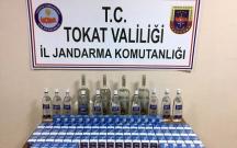 Azərbaycanlı 180 qutu qaçaqmal siqaret və 12 litr içki ilə yaxalandı