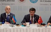 Mustafayev İstanbulda iqtisadiyyat nazirlərinin görüşündə