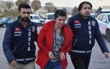 Azərbaycanlı qadın türk sevgilisinə 7 bıçaq vurdu