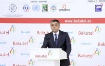 """Ramin Quluzadə """"Bakutel-2017""""nin açılış mərasimində iştirak edib"""