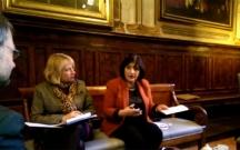Deputat İtaliyada görüşlər keçirib