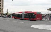 Bakıya 18 metrlik avtobuslar gətiriləcək