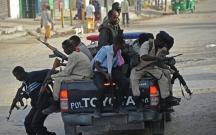 Somalidə polis akademiyasında terror, 13 ölü