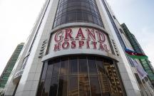 """""""Grand Hospital"""" 5 aylıq körpənin həyatını xilas etdi"""
