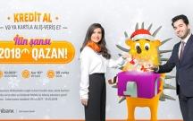 Unibank kartları ilə ödə, 2018 AZN qazan!