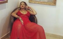Rihannadan qalmaqallı poza