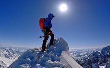 Türkiyəli mütəxəssislər alpinistlərin axtarışını dayandırdı