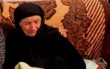 104 yaşlı Mədinə Əliyeva Çeçenistana göndərildi