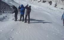 Alpinistlərin bugünkü axtarışında da nəticə yoxdur