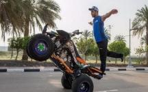 Dubay polisi rekord qırdı