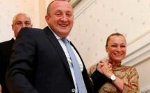 Gürcüstan prezidenti üçüncü dəfə ata oldu